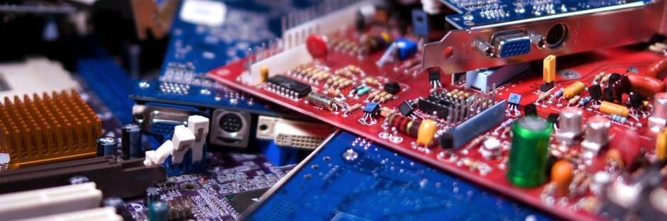 Geomar - recykling płytek elektronicznych