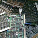 Płyty z urządzeń przemysłowych - Geomar Recykling