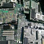 Płyty serwerowe starego typu - Geomar Recykling